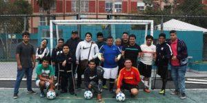 El fútbol para amputados reclama paso a paso su espacio internacional