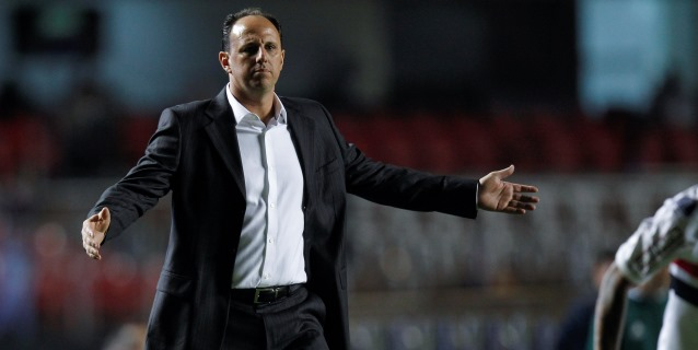 Cruzeiro destituye al entrenador Rogério Ceni y Scolari surge como candidato