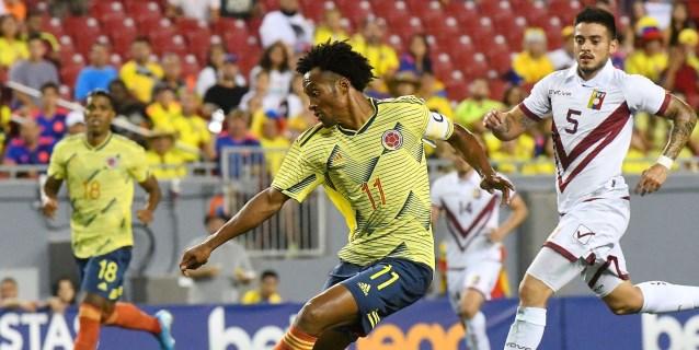 0-0. Colombia carece de efectividad y empata con una Venezuela conservadora