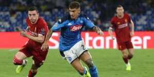 2-0. El Nápoles tumba al campeón de Europa con gol de Fernando Llorente