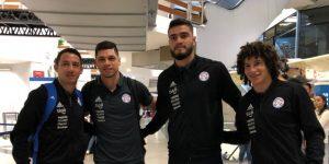 Paraguay emprende un viaje rumbo a Tokio para los amistosos ante Japón y Jordania