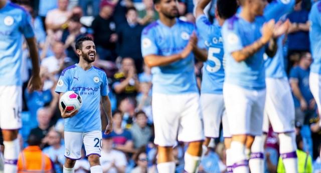 El Manchester City firma la mayor goleada de su historia en la Liga inglesa