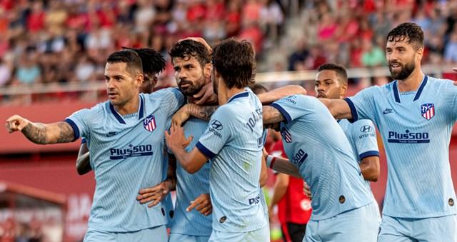 0-2. El Atlético de Madrid se reencuentra con la victoria antes del derbi