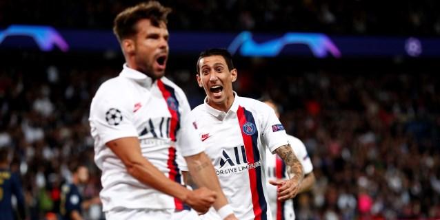 3-0 El Madrid dormita en París