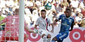 Neymar da el triunfo al París Saint Germain