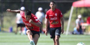 Gabriel Costa y Ruidíaz destacaron en segunda práctica de Perú