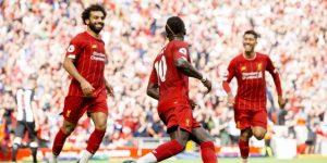 Mané y Firmino evitan un susto contra el Newcastle