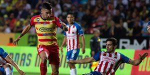 Morelia vence al Guadalajara con gran actuación del guardameta uruguayo Sosa