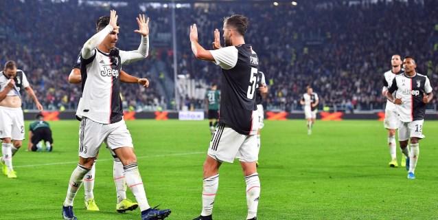 El larguero y Buffon salvan al Juventus y la fiesta de Cristiano