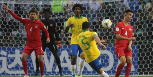 Nigeria y Brasil golean y muestran su hegemonía en los mundiales FIFA Sub'17