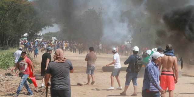 El fútbol boliviano se vuelve a suspender por disturbios tras las elecciones
