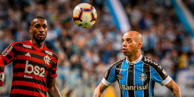 1-1. Gremio, Flamengo y el VAR dejan todo para el Maracaná
