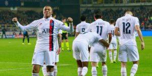 0-5. El PSG destroza al Brujas y refuerza su liderato en el grupo del Madrid