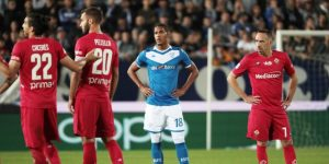 El Brescia frena la racha del Fiorentina