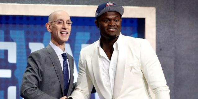 NBA: Debut triunfal de los novatos Williamson y Barrett con Pelicans y Knicks