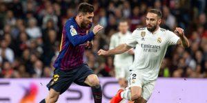 """Ministerio Interior vería """"razonable"""" aplazamiento del Barcelona-Real Madrid"""