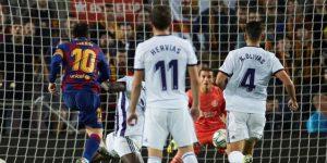 5-1. Messi devuelve al Barça el liderato