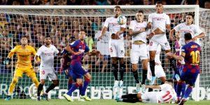 4-0. El Barça exhibe pegada en ocho minutos de vértigo