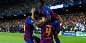 El Ajax se exhibe en Mestalla, el Liverpool sufre y Suárez rescata al Barça