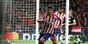 1-0. Morata reanima al Atlético