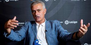 """Mourinho: """"El fútbol tiene el poder de educar y de unir a la gente"""""""