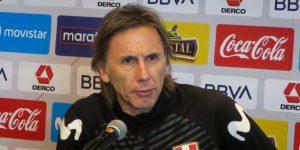"""Gareca: """"Uruguay siempre es una selección que goza del respeto nuestro"""""""