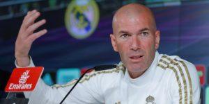"""Zidane: """"Nos adaptaremos a la nueva fecha"""""""