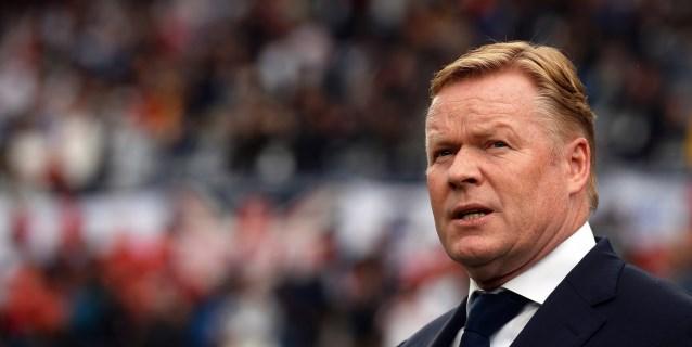 El contrato de Koeman con Países Bajos incluye una cláusula favorable al Barcelona
