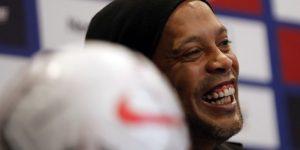 Ronaldinho: Vinicius estará dentro de poco entre los mejores del mundo