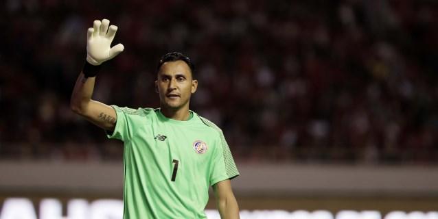 Keylor Navas comandará a Costa Rica en el arranque de la Liga de Naciones