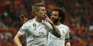 0-1. El Real Madrid recupera la calma