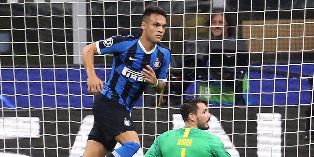 2-0. Lautaro y el Inter anuncian batalla