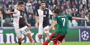 2-1. Dybala derrumba el muro del Lokomotiv y acerca al Juventus a octavos