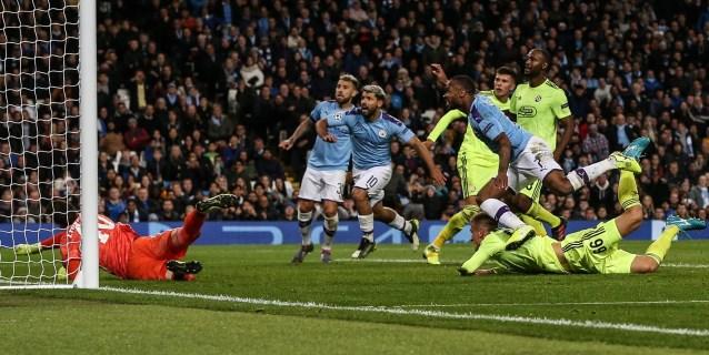 2-0: La paciencia del City derriba la fortaleza del Dinamo
