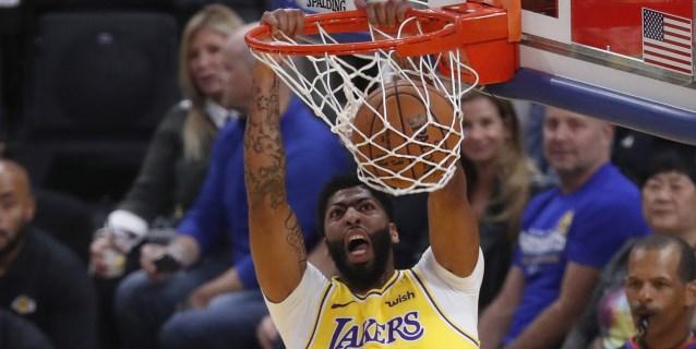 NBA: Los Lakers muestran su poder y los Timberwolves siguen invictos