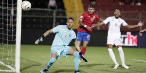 0-0. Costa Rica saca un amargo empate frente a Curazao
