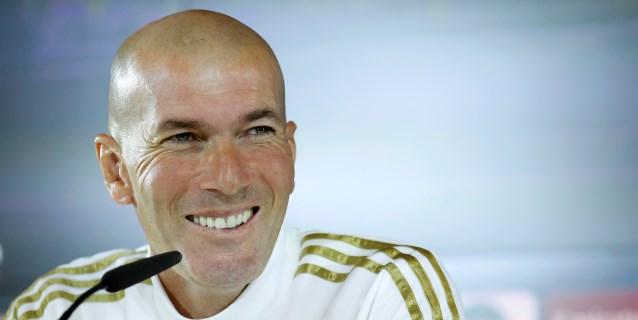 """Zidane: """"Estamos mejor que hace dos meses y seremos mejores tras el parón"""""""