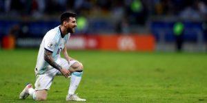 Messi vuelve a la Albiceleste tras la suspensión para jugar ante Brasil