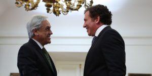 Domínguez y Piñera se reunirán para los preparativos de la final de la Libertadores