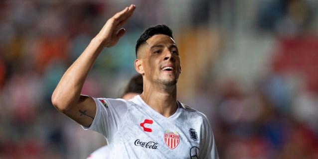 De la mano del goleador Mauro Quiroga, Necaxa reina en el torneo Apertura de fútbol en México