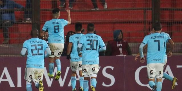 Cristal y Alianza quedan a un punto de la U, el líder del torneo peruano