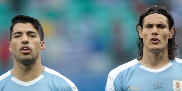 Suárez, Cavani y De Arrascaeta son convocados para un amistoso ante Hungría