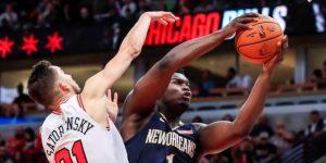 NBA: El novato Zion Williamson es operado de la rodilla derecha y será baja dos meses