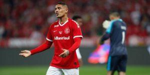 Guerrero caldea los ánimos en Internacional tras encararse con un compañero