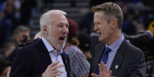 """NBA: Trump critica con dureza a Popovich y Kerr por su """"complaciencia"""" con China"""