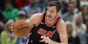 NBA: 126-131. Ante los Bucks, Dragic lidera la victoria de los Heat que se mantienen invictos