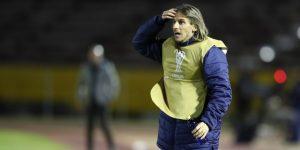 Beccacece renunció como técnico del Independiente