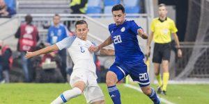 1-1. Paraguay mejora su imagen y empata el amistoso contra Eslovaquia