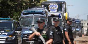 Autobús blindado y 1.700 policías, las claves del operativo del superclásico
