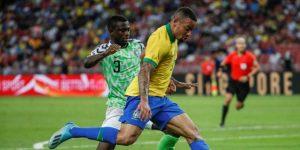 1-1. Sin Neymar y sin brillo, Brasil no pasa de un agrio empate con Nigeria